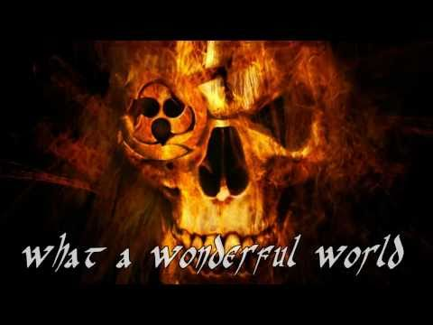 For Tanja - Ministry - What A Wonderful World - Metal Cover HD with Lyrics