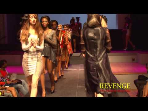 Runway Finale ~ The Naked Roots @ Fashion Sizzle 2013