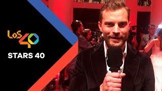 Download Lagu Jamie Dornan, Liam Payne y Rita Ora nos hablan de 50 sombras liberadas Gratis STAFABAND