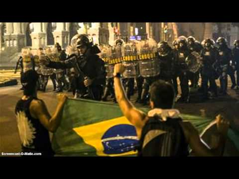 WOW!!! Brazil Police Prepare For Riots After 1-7 World Cup Loss To Germany