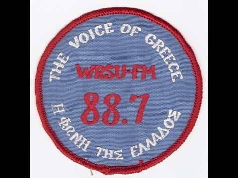The Voice of Greece - WRSU-FM - May 3, 1975
