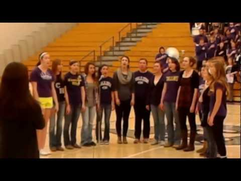 Fort Collins High School Womens Jazz Choir 2-5-13