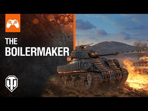 World of Tanks Console - The Boilermaker