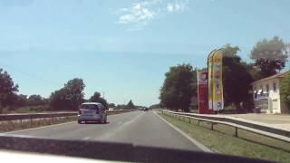 N89 Libourne - Bordeaux