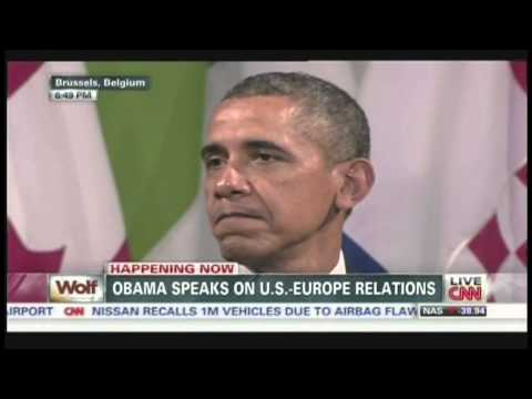 President Obama EU-US Summit Speech Brussels Belgium (March 26, 2014) [3/3]