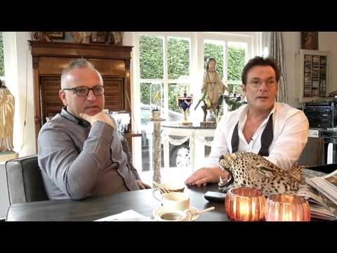 Gerard Joling - Interview Geer en Goor Telegraaf 2013