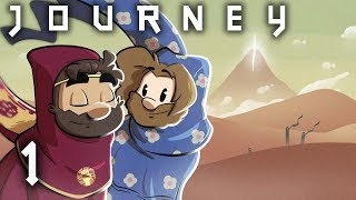 Journey | Let's Play Ep. 1 | Super Beard Bros.
