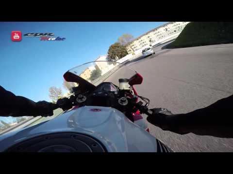 ✔ CBR Wheelies  - Chest Mount - GoPro Hero 4