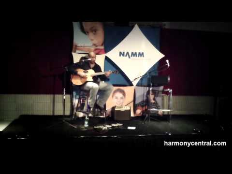 Bernie Williams - Summer NAMM 2011