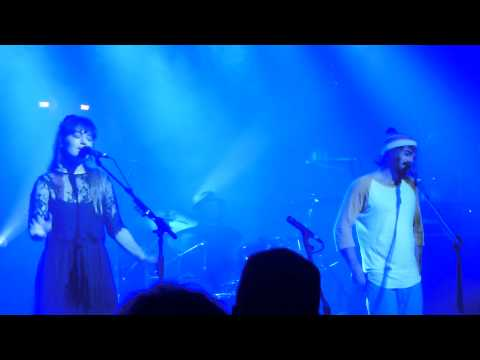 Angus & Julia Stone - Stay With Me (Sam Smith cover) - live Tonhoelle Munich 2014-11-13