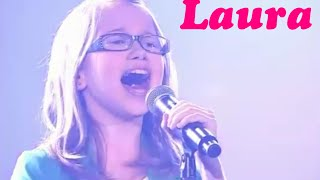 Laura Kamhuber -  I will Always Love You  (Whitney Houston)  | The Voice Kids 2013