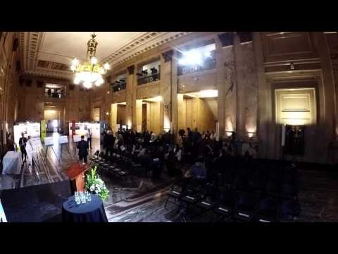"""Making of"" de la conférence de presse - Making of the Press Conference"