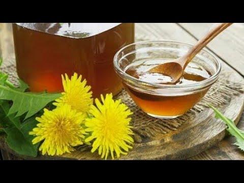 0 - Цілюща захист від хвороб мед і варення з кульбаб