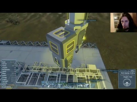 They'll Need a Crane - Space Engineers #3