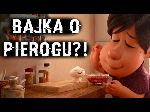 MIŁOŚĆ DO PIEROŻKA, czyli nowa bajka Pixara!