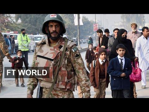 Taliban attacks Pakistan school