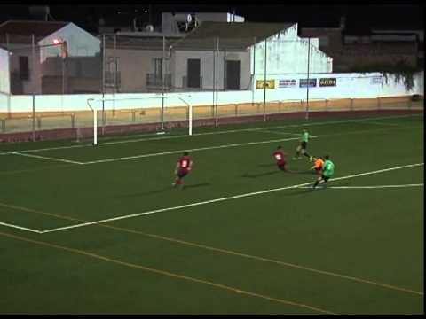 futbol juveniles VS LA PUEBLA 28 3 15