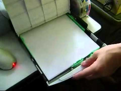 Printer Brother DCP-165C.WMV