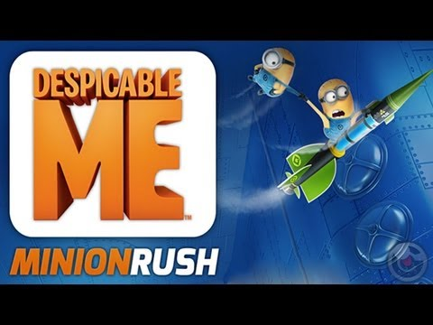 Despicable Me: Minion Rush - iPhone/iPod Touch/iPad - Gameplay