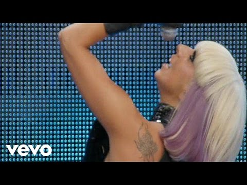 Lady Gaga - Paparazzi (AOL Sessions) Video