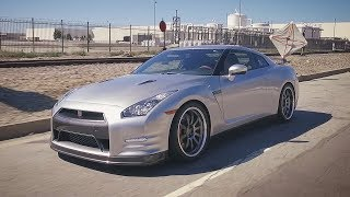 IMPROVING the R35 GT-R!  Part 1 - KW Suspension 3-way Adjustable Clubsport Coilovers