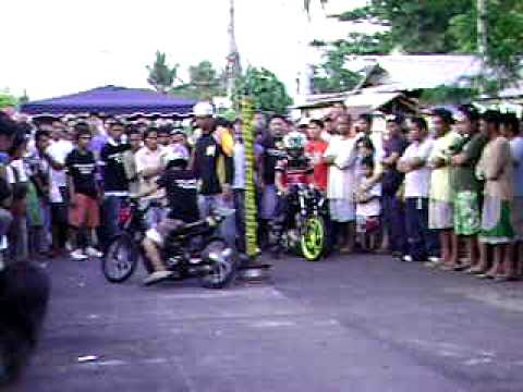 Drag Race Bicol Raider Category
