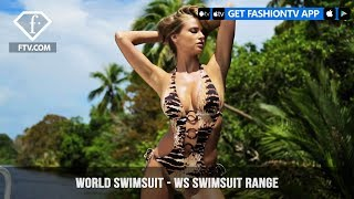 World Swimsuit - WS Swimsuit Range | FashionTV | FTV