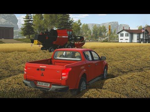 PURE FARMING 2018 - ПЕРВЫЙ ВЗГЛЯД! ФЕРМЕР НОВОГО ПОКОЛЕНИЯ!
