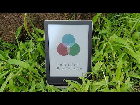 Pocketbook Color Review