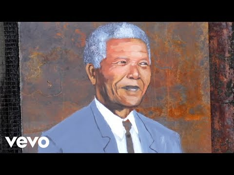 U2 - Ordinary Love (from Mandela Ost) Lyric Video video
