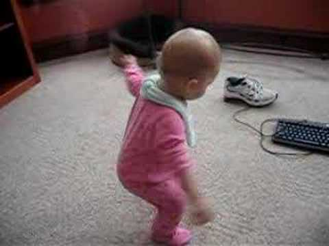 Baby Dancing....50 Cent...my lil mama :)
