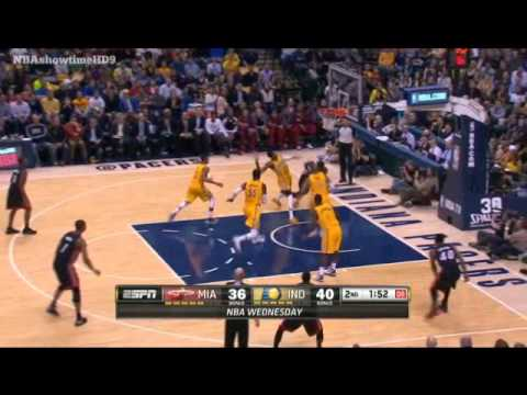 Indiana Pacers vs Miami Heat - The NBA's best Rivalry.