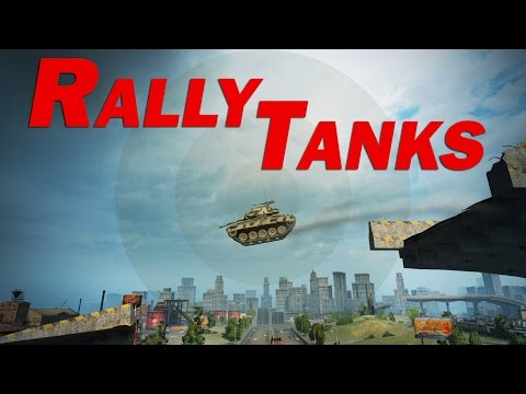 Tank Rally Mode - M24 Chaffee Sport - Live Commentary - World Of Tanks