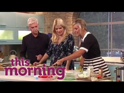 Time Saving Tips With Katy Hill | This Morning