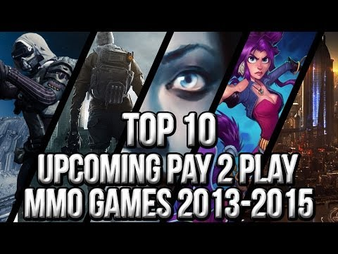 Top 10 Upcoming P2P/B2P MMO Games 2013~2015 | FreeMMOStation.com
