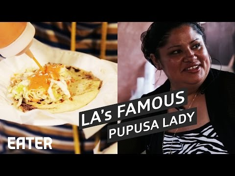 The Best Pupusa Place in LA Is Some Lady's Backyard — Dining on a Dime