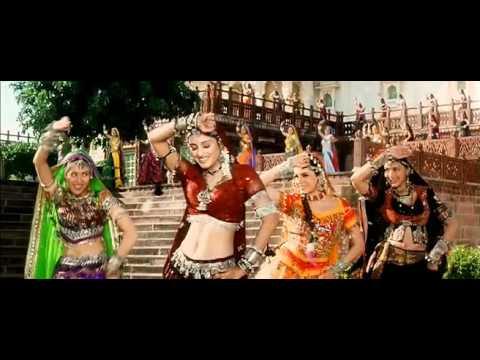 Mhare Hiwda (Eng Sub) [Full Video Song] (HQ) With Lyrics - Hum Saath Saath Hain
