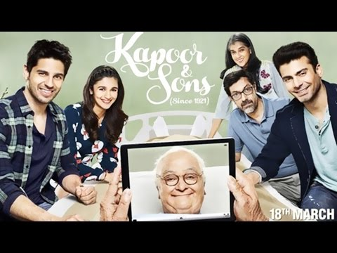 Kapoor & Sons Full Movie Review | Sidharth Malhotra,  Alia Bhatt, Fawad Khan, Rishi Kapoor