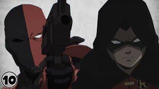 Top 10 Dark Moments In Teen Titans