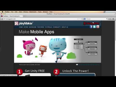 Скачать Unity Asset Playmaker Platforming Starter Kit V1 5
