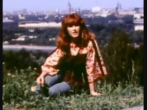 Алла Пугачёва в документальном фильме «У Аллы». 1979