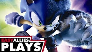 Kyle Plays Sonic Unleashed - Part 1
