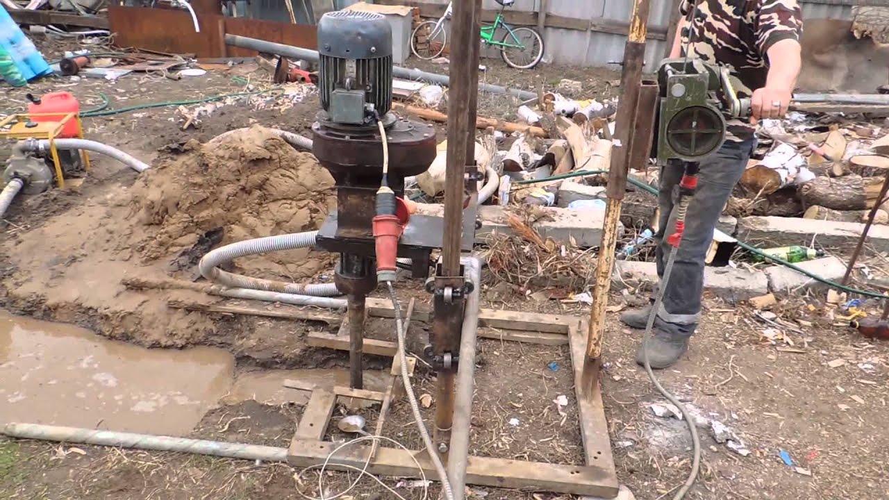 Скважина на воду своими руками - пошаговое устройство конструкции 31