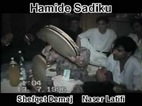 Hamide Sadiku - Shefqet Demaj - Naser Latifi -Clip 2-