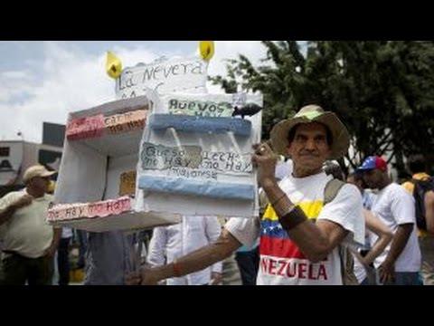 Is Venezuela on the verge of collapse?