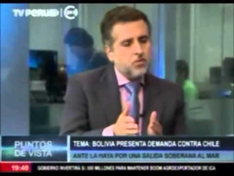 Un Análisis Sobre la Demanda Boliviana a Chile en la Haya