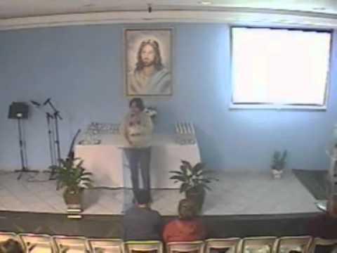 Palestra- Grupo Espírita Esperança - TÂNIA PALÁCIOS - 18 de Setembro de 2013