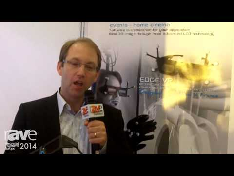 ISE 2014: Volfoni CEO Features Programmable Edge VR for the Virtual Reality Environment