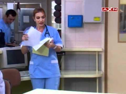 María Casal en HC 1x01