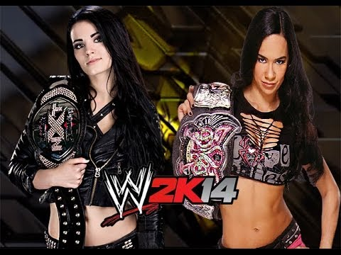 Assured, what AJ LEE AND PAIGE NAKID are not